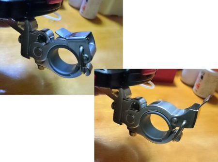 12.金属製クランプの写真