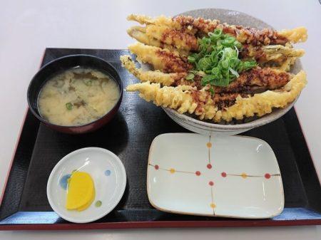 14.スーバージャンボ穴子天丼の写真(2)
