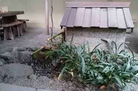 04.井戸と蹲(つくばい)
