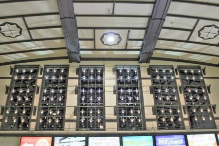 07.小樽駅のランプ3