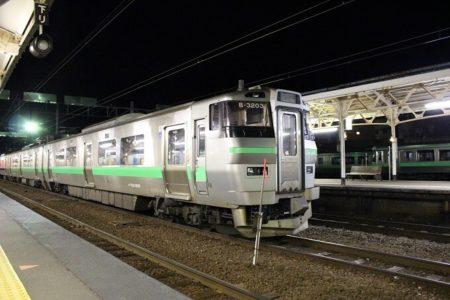 15.小樽駅3番線2