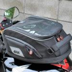樹脂製タンクのバイクにおすすめ!画期的なGIVI タンクロック!!