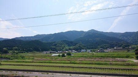 07.雄大な葛城山の写真
