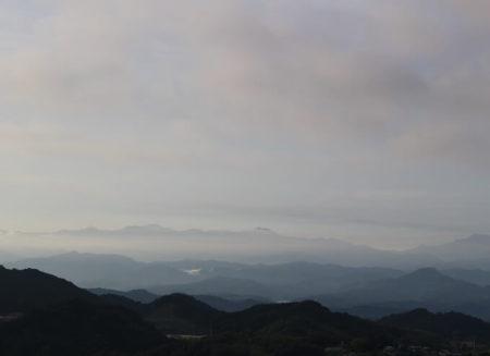 02.霧がかかった神秘的な写真