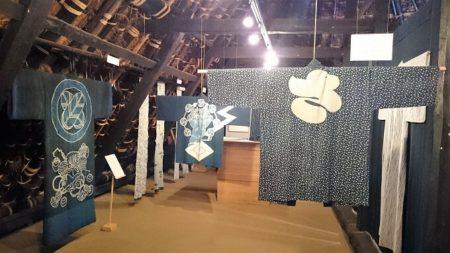 07.ちいさな藍美術館 二階の写真