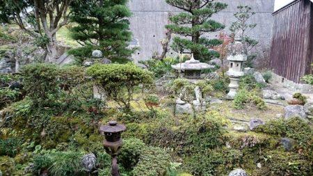 07.日本庭園の写真