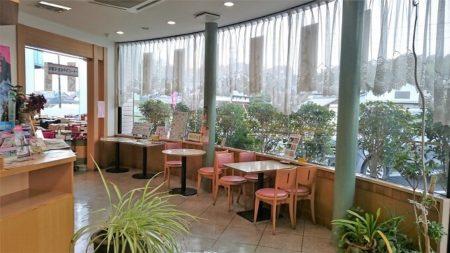 08.喫茶コーナーの写真