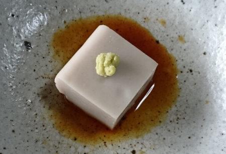 12.そば豆腐の写真