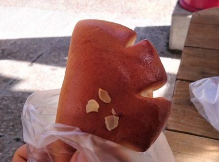 10.米粉で作ったパンの写真