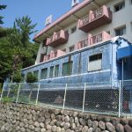 国民宿舎 関ロッジ 近畿で20系ブルートレインに泊まれる唯一の宿