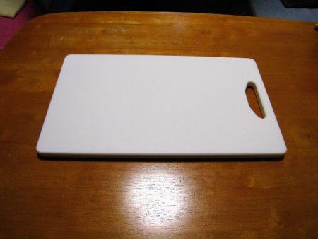 08.樹脂まな板の写真