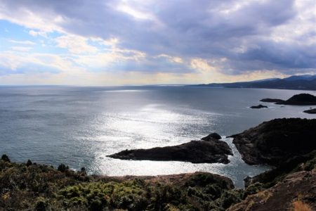 03.クルスの海の絶景の写真
