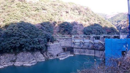 09.杉安ダムの写真