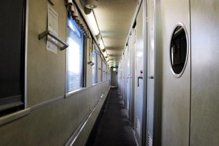 15.B個室ソロ 通路の写真