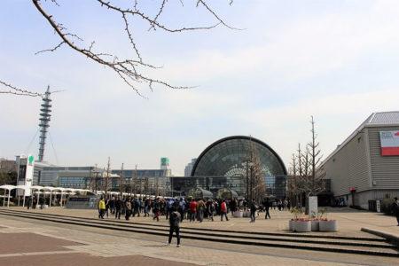 04.インテックス大阪 入口の写真