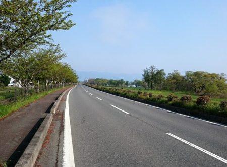 05.湖周道路の写真