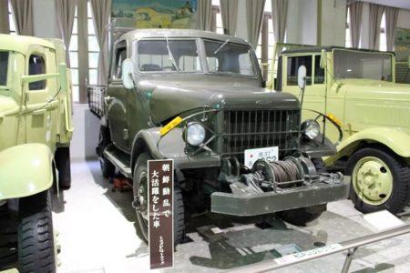 09トヨタFQ型トラックの写真