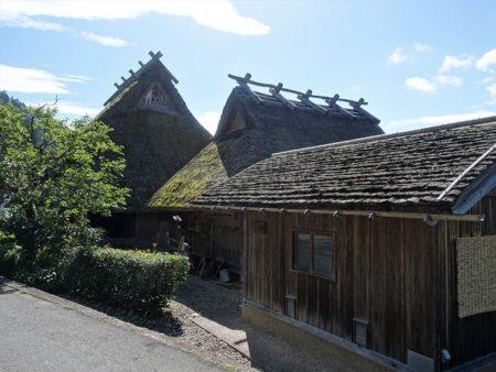12.美山民族資料館の写真