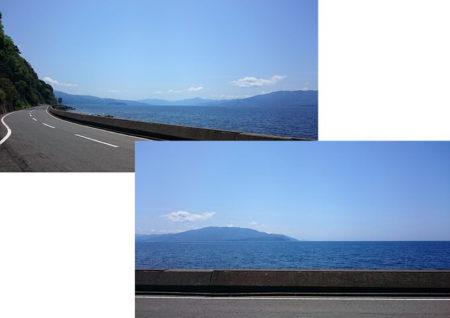 15.しおかぜラインの写真2