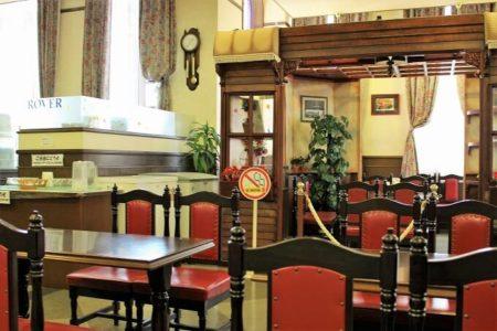 21喫茶ローバー店内の写真