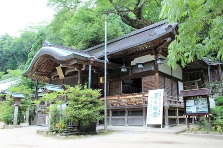 12.拝殿の写真