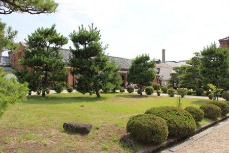 09.刑務所内の日本庭園の写真2