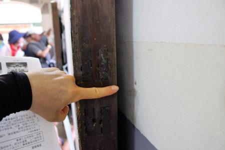 18.分厚い扉の写真