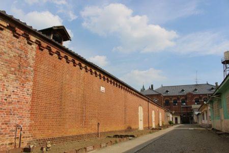 23.奈良少年刑務所建屋外壁の写真2
