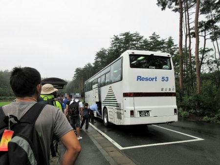 05.シャトルバスの写真