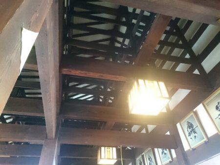 06.高い天井の写真