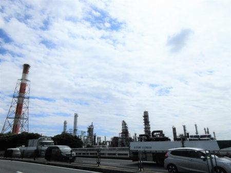 07.コスモ石油 四日市製油所の写真