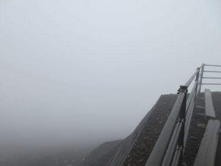 14.霧で何も見えない写真
