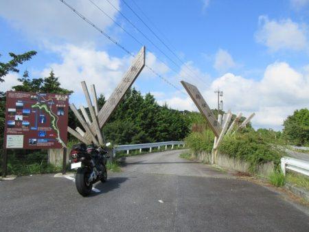 02.鶴姫公園の入口の写真