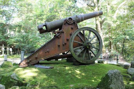 08.加農攻守城砲の写真(2)
