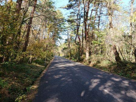 04.県道158号線の写真