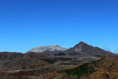07.鬼女台展望休憩所からの大山の写真