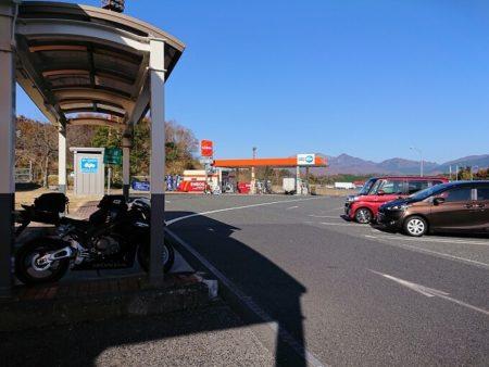 08.蒜山高原SAとCBRの写真