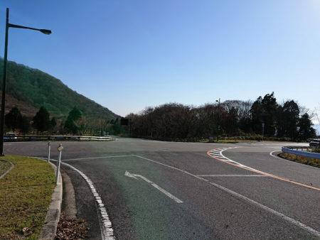 13.大山環状道路フィナーレの写真