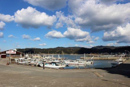 13.漁船の写真