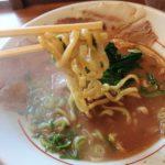 和歌山「がんたれ」ラーメンに行ってきた!濃厚コッテリな豚骨スープが超旨い!