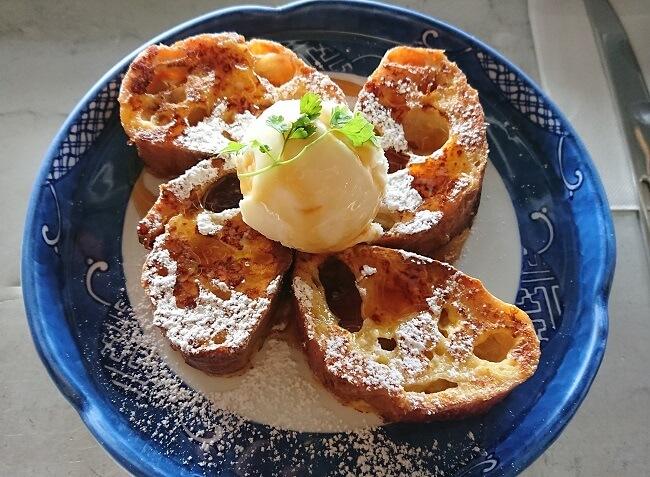 16.フレンチトーストの写真