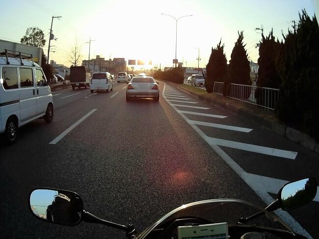 01.大阪南港までの写真