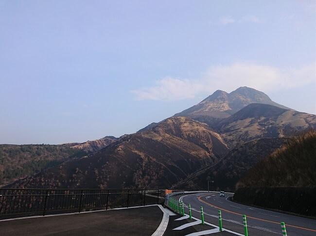 05.由布岳の写真