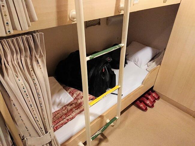 09.下段ベッドの写真