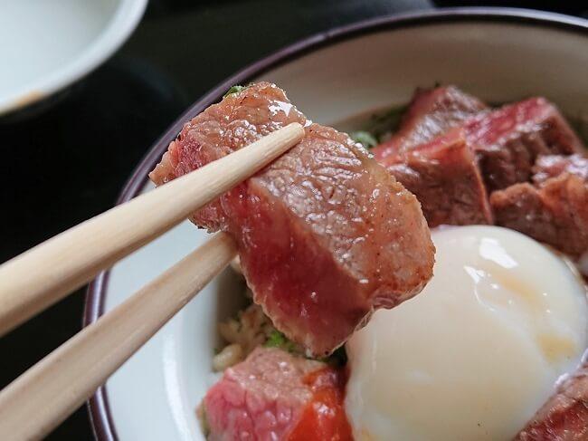 15.肉ドアップの写真
