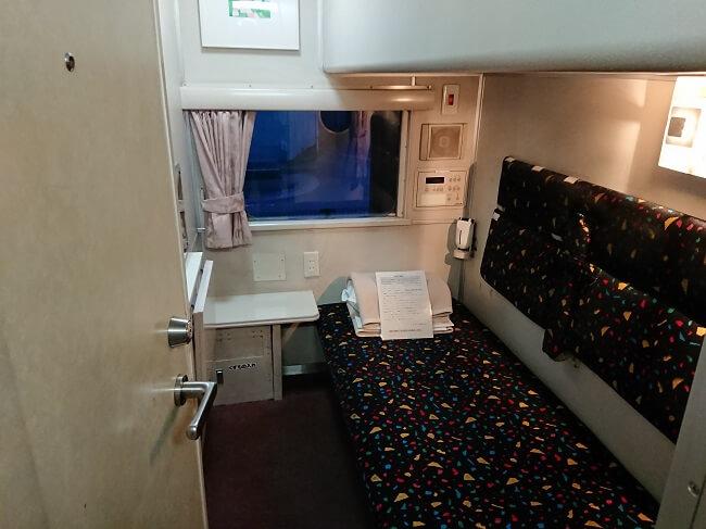 44.個室寝台一階の写真