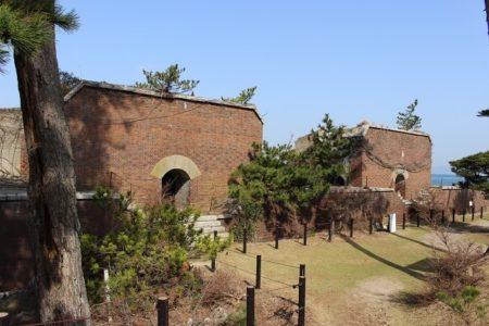 34.第二砲台跡の写真