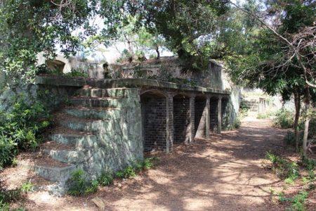 37.第五砲台跡の写真