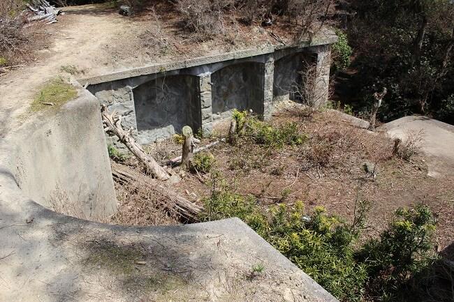 38.第五砲台跡の写真(4)
