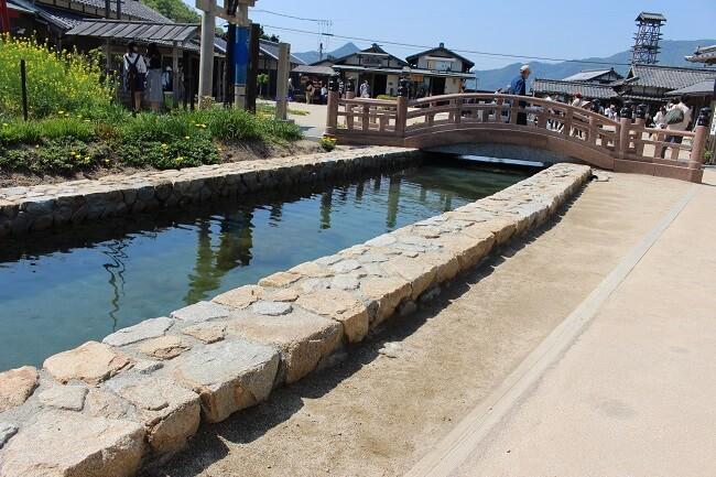 11.汐江川の写真